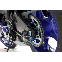 Protectores eje trasero Yamaha R6R '17