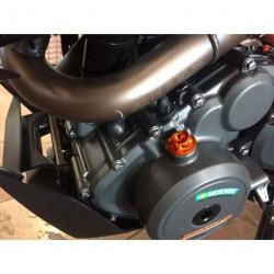 Tapon motor lado izquierdo KTM Duke 125 / 200 / 390